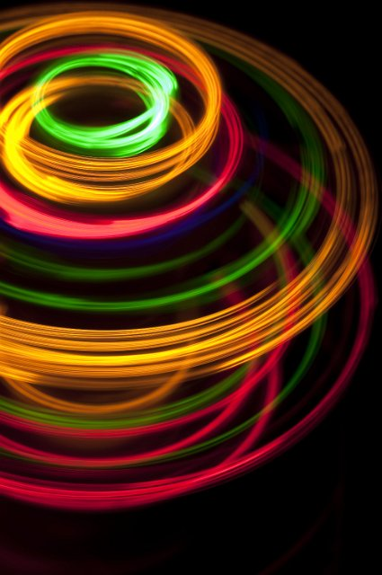 catherine wheel light